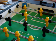Soccer Table / Foosball Table Hire